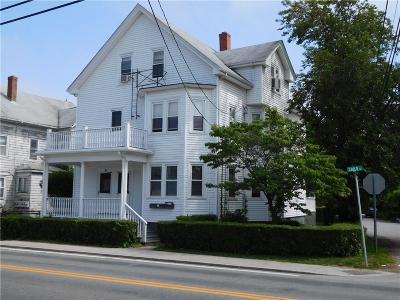 Bristol County Multi Family Home Act Und Contract: 187 Child St