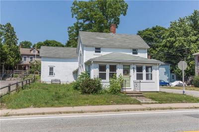 Coventry Single Family Home Act Und Contract: 117 South Main St