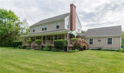 Kent County Single Family Home For Sale: 79 Fry Pond Rd