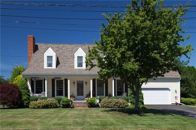 Bristol County Single Family Home For Sale: 1 Christine Ct
