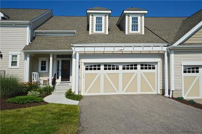 South Kingstown Condo/Townhouse Act Und Contract: 135 Hampton Wy