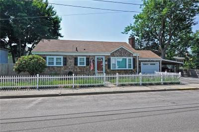 Bristol County Single Family Home Act Und Contract: 85 Union St