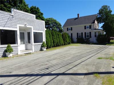 Bristol County Single Family Home For Sale: 564 Child St
