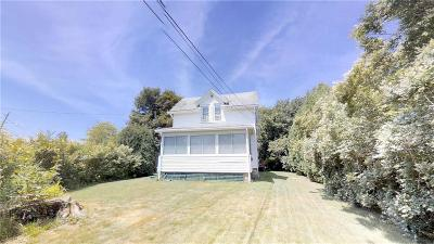 North Kingstown Single Family Home For Sale: 2475 Boston Neck Rd
