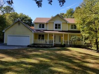 Glocester Single Family Home For Sale: 71 Old Snake Hill Rd