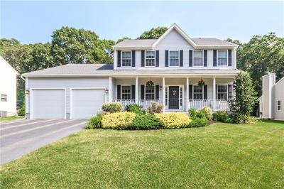 South Kingstown Single Family Home For Sale: 44 Julia Ct