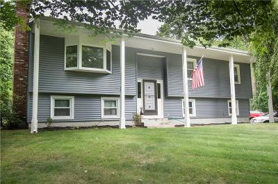 Burrillville Single Family Home Act Und Contract: 333 Steere Farm Rd