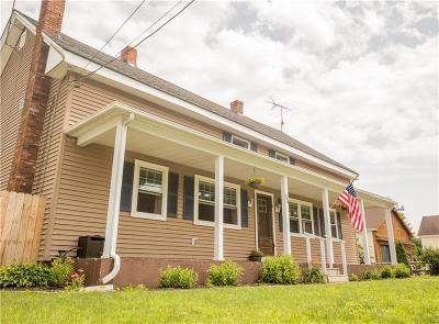 Burrillville Single Family Home Act Und Contract: 999 Victory Hwy