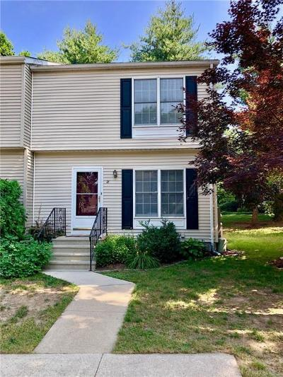 East Providence Condo/Townhouse Act Und Contract: 21 Riverwoods Ct
