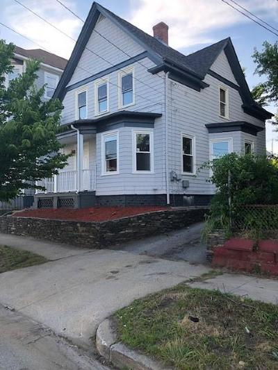 Single Family Home For Sale: 217 Vermont Av
