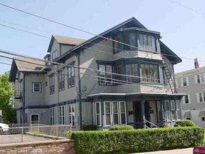 Central Falls Multi Family Home For Sale: 107 Sacred Heart Av