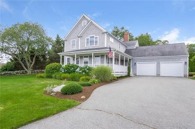 Portsmouth Single Family Home For Sale: 45 Sea Meadow Ct