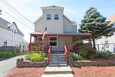 East Providence Single Family Home Act Und Contract: 110 Maple Av