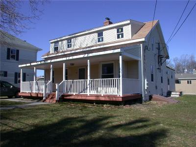 Bristol County Multi Family Home Act Und Contract: 23 Parker Av