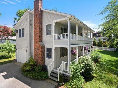 Jamestown Single Family Home For Sale: 89 Neptune St