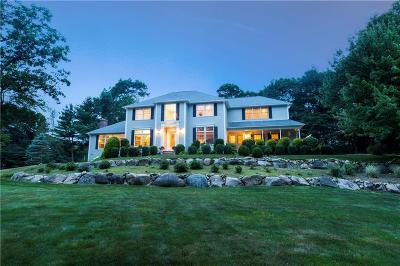 North Kingstown Single Family Home For Sale: 10 Sylvan Ct