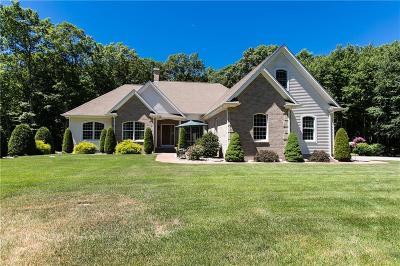 Glocester Single Family Home For Sale: 67 Appleton Lane