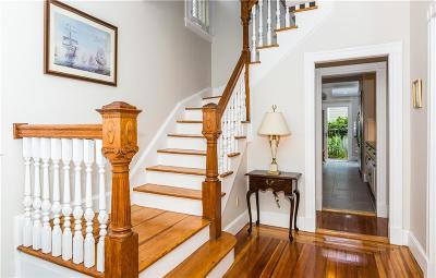 Newport Single Family Home For Sale: 66 Prospect Hill St
