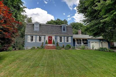 Cumberland Single Family Home Act Und Contract: 4 Apple Blossom Dr