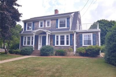 South Kingstown Single Family Home Act Und Contract: 131 Kenyon Av