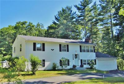 Coventry Single Family Home For Sale: 1111 Town Farm Rd