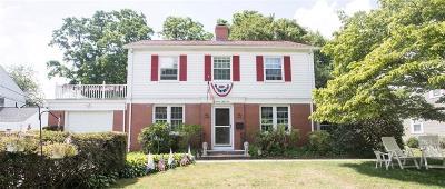 Bristol Single Family Home For Sale: 1151 Hope St