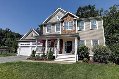 Providence County Single Family Home For Sale: 2 Presidential Wy
