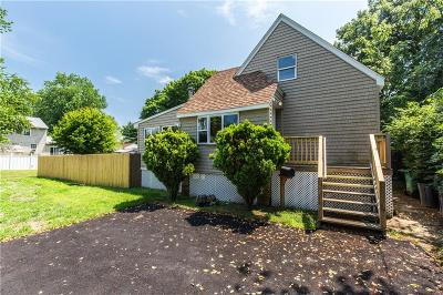 Warwick Single Family Home Act Und Contract: 40 Arlee St