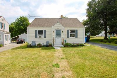 Middletown Single Family Home Act Und Contract: 3 Halsey Av