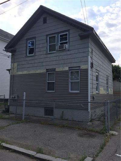 Multi Family Home For Sale: 167 Allston St