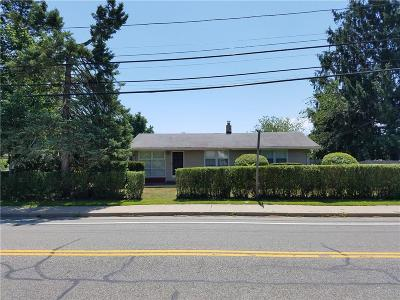 Cranston Single Family Home Act Und Contract: 170 East St