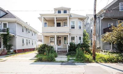 Providence Multi Family Home For Sale: 429 - 431 Morris Av