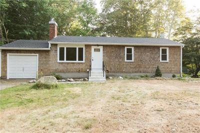 Washington County Single Family Home For Sale: 127 North Rd