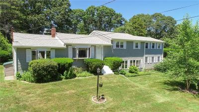 Narragansett Single Family Home For Sale: 11 Arrowhead Rd