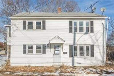 Coventry Multi Family Home For Sale: 11 Elm St