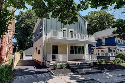 Providence County Single Family Home For Sale: 226 Eighth St