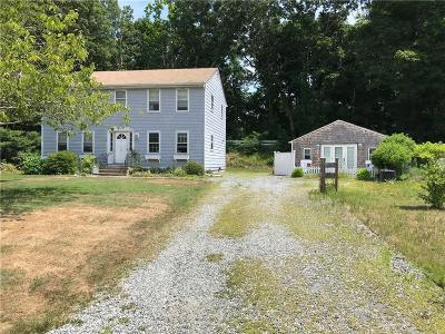 North Kingstown Single Family Home For Sale: 43 Cranston Cir