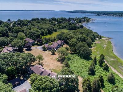 Washington County Condo/Townhouse Act Und Contract: 221 Seabreeze Dr