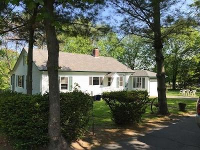 Portsmouth Single Family Home Act Und Contract: 43 Baylies Av