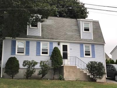 Providence County Single Family Home For Sale: 306 Minerva Av