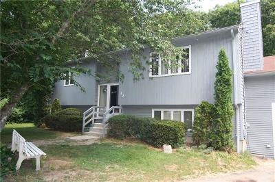 Coventry Single Family Home For Sale: 12 Birchwood Lane