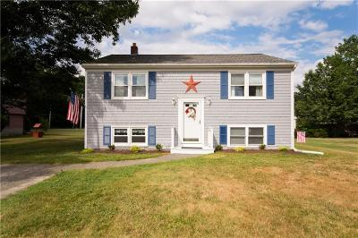Bristol County Single Family Home For Sale: 3 Belvedere Dr