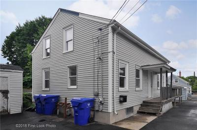 Pawtucket Multi Family Home For Sale: 23 Darrow St