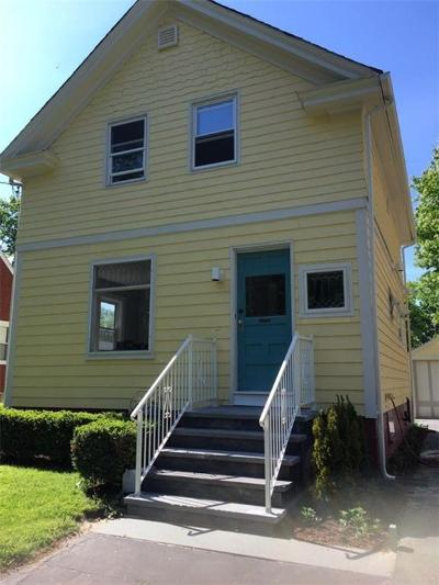 Bristol County Single Family Home For Sale: 11 Bradford St
