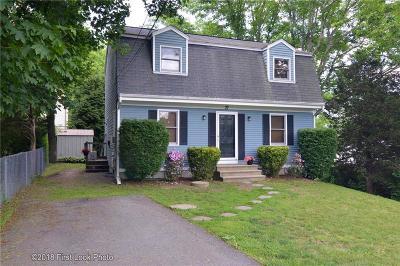 Coventry Single Family Home For Sale: 37 Puritan Av