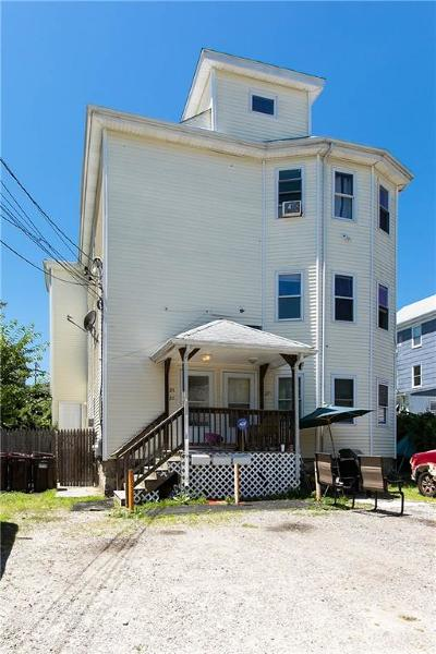 Woonsocket Multi Family Home For Sale: 27 Foundry St