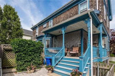 Newport Single Family Home For Sale: 28 Rhode Island Av