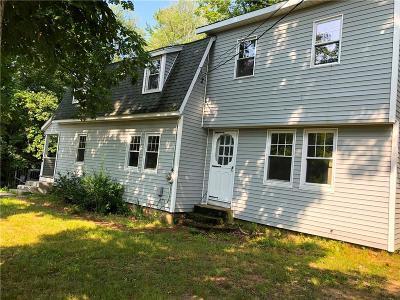 North Smithfield RI Single Family Home For Sale: $279,000