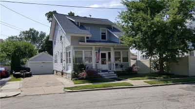 Providence RI Multi Family Home For Sale: $324,900