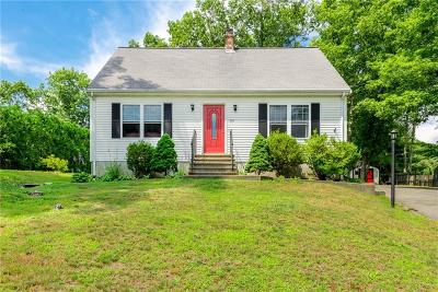 Burrillville Single Family Home Act Und Contract: 131 Colonial Rd